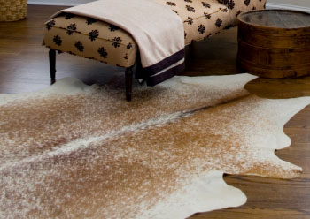 Nature's Beautiful Rug – The Cowhide Rug