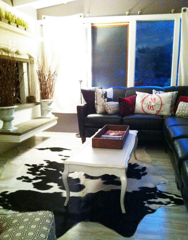 How To Care For Your Cowhide Rug