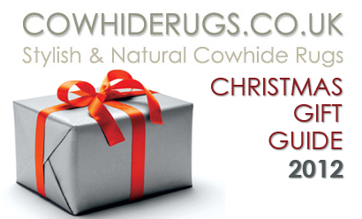 Cowhiderugs.co.uk Ultimate Christmas Gift Guide
