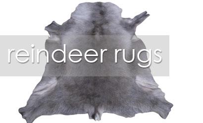 reindeer hide rugs u2013 the perfect furniture throw